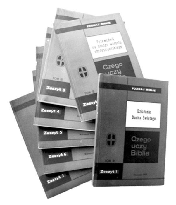 Książki wydane przez Józefa Prowera